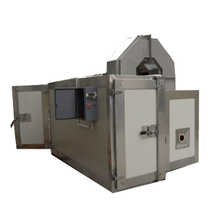 Gas/LPG/Diesel Fired Powder Coating Curing Oven