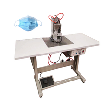 Face Mask Earloop Ultrasonic Welding Machine