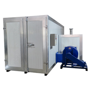 Large Powder Coating Curing Oven