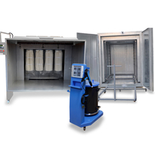 Easy & Efficiency Powder Coating Equipment Package